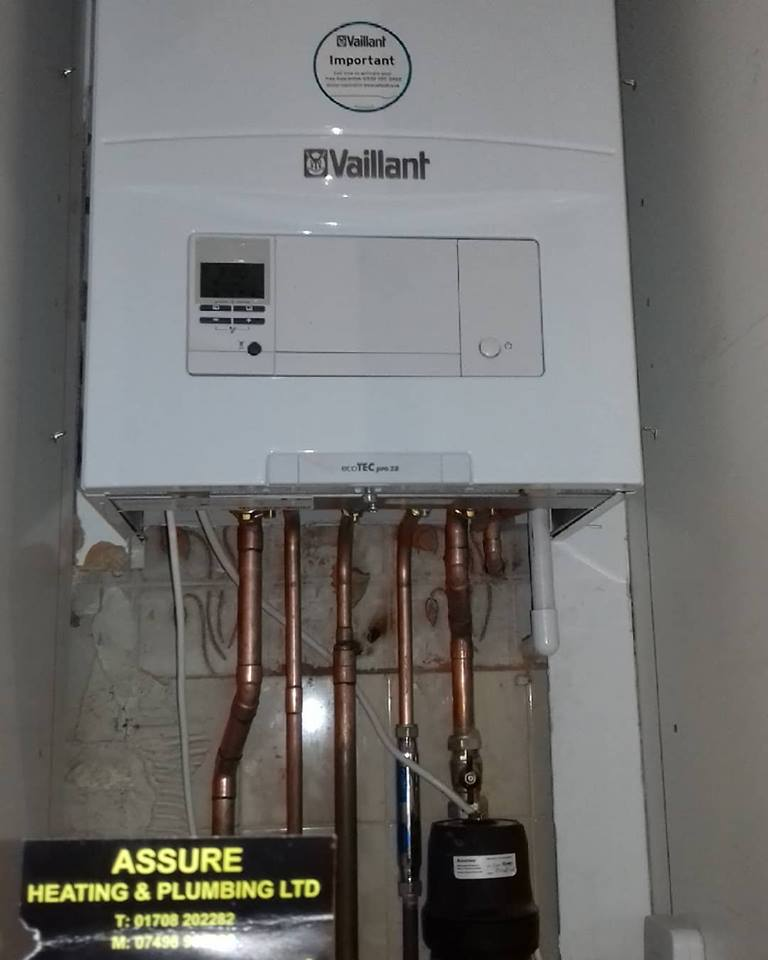 Assure Heating and Plumbing offer Boiler Installation services too. We're trained by the boiler manufacturers. We offer boiler financing for boiler installation as well.