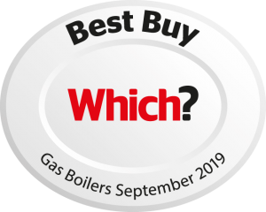 Which? Best Buy Semptember 2019 for Gas Boilers awarded to Worcester